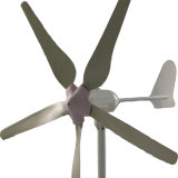 街灯及びホーム使用のための1kw 48Vの風発電機