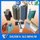 각종 색깔을%s 가진 공장 직매 알루미늄 또는 알루미늄 밀어남 단면도