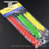 Serre-câble en nylon en plastique durable