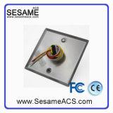 Wasserdichte Plastiktür-Ausgangs-Taste mit leuchtendem mit Unterseite (SB3M)