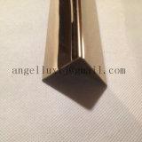 保護壁の端のための304 316ステンレス鋼のプロフィール