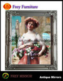 Antique Wooden Furniture Picture Frame
