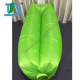 Saco preguiçoso de acampamento da configuração dos sacos da base do Lounger do sofá da praia do saco de sono dos sofás infláveis rápidos do ar de Laybag