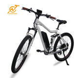 Fabricante 500W / 750W 36V / 48V Suspensión delantera Mountain Electric Bike