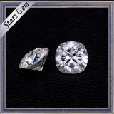 Commercio all'ingrosso per sempre lle pietre bianche pure di un dell'ammortizzatore Moissanite tagliate diamante di figura per l'anello