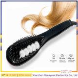 Da escova por atacado do Straightener do cabelo da fábrica pente rápido do Straightener do cabelo com indicador do LCD