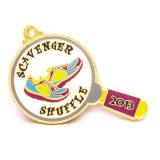 Sports Metal 27k / 10k Marathon Running Medal