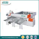 木工業CNCのビームパネルは販売については機械を見た