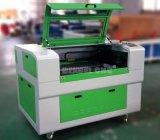 Cortadora del laser del CO2 del CNC Dek-1390 para la madera de papel cristalina 80W