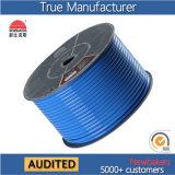 Gerades PU-pneumatisches Luft-Schlauch-/Wetterlutte-/der Luftröhren-10*6.5 Hochdruckblau