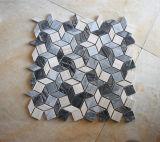 Плитка каменной стены мозаики строительного материала смешанная мраморный