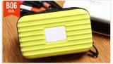 ABS/PC 트롤리 수화물 씻기 또는 화장품 부대 또는 장식용 케이스