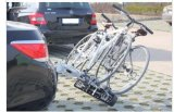 Hitch bicicleta Carrier (TB-010D3)