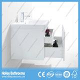 Высокая тщета ванной комнаты картины лоска с ящиком металла лошади (BF321D)