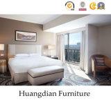 고품질 직물 호텔 스위트 현대 호텔 침실 가구 (HD421)
