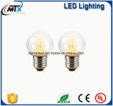 ses LED Kerzelampenkerze-Birne LED SA A19 2W E27 der Birne LED wärmen weiße Glühlampe LED-Edison