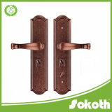 낮은 MOQ 최고 제품 격판덮개에 자물쇠 /Zinc 레버를 가진 큰 문 손잡이 중국제