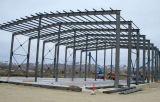 Сарай стальной структуры птицефермы низкой стоимости конструкции Morden конструкции