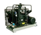 Wasserkraft-Station, die Hochdruckkolben-Kompressor (K2-60WHS-1160H, hin- und herbewegt)