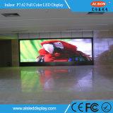 Schermo di visualizzazione fisso dell'interno del LED di P7.62 SMD