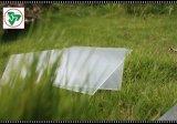 vidrio completamente Tempered de 3.2m m con el vidrio solar del hierro inferior