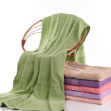 Bath 100% de Terry de coton/essuie-main de face/essuie-main de plage