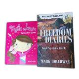 Impression de fantaisie de livre d'histoire d'enfant de livre À couverture dure pour élémentaire