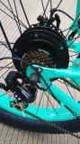 4.0 بوصة سمينة إطار العجلة [إ] دراجة [موونتين بيك] كهربائيّة [موونتين بيك] شاطئ طرادة