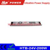 24V-200W alimentazione elettrica ultrasottile di tensione costante LED