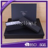 Custom Made Wholesale Black Recycled Kraft Gift Box