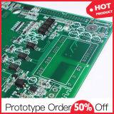 Carte de carte à circuit imprimé de Fr4 94V0 avec 6