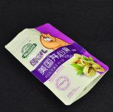Kundenspezifischer Fastfood- Aluminiumfolie-Reißverschluss-verpackenbeutel für Mutter