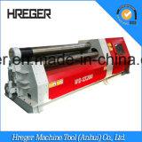 40mmx3000mm 3 Rollen-Stahlblech-Hochleistungsplatten-Walzen-Maschine