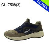 Chaussures de sport pour hommes avec cuir imitation et semelle Phylon