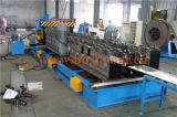 La venta caliente Q235B galvanizó el rodillo de la bandeja de la escala del cable al aire libre del final que formaba la máquina Manufacrurer Dubai de la producción