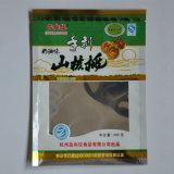 Statischer silberner Aluminiumfolie-Antibeutel für Muttern