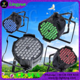 DMX RGB 3in1 54X3w PAR 64 Stage LED Lighting