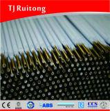 Baguette de soudage E7016 de Lincoln d'électrodes de soudure d'acier doux