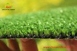 スポーツ界の人工的な芝生およびフィールド緑のテニスコートの草