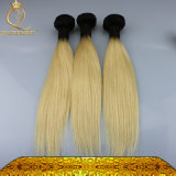 ブラジルのバージンの毛の/100の実質の人間の毛髪
