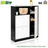 O múltiplo funciona o gabinete de madeira da sapata 3-Door (WS16-0211)