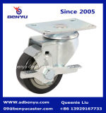 Billiges PVC Fixed Caster Wheel in Foshan