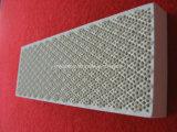 Placa cerâmica do favo de mel infravermelho do Cordierite para o queimador