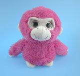 3カラーの柔らかいぬいぐるみのプラシ天猿のおもちゃ