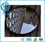 Зеркало померанцового ломкого движения выпуклое крытое и напольное
