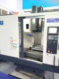높은 정밀도 CNC 선반 센터 고속 맷돌로 갈고 & 끈으로 엮는 선반 기계 Vmc850