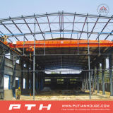 Struttura prefabbricata in acciaio magazzino in acciaio Officina acciaio di un edificio