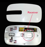 작풍 폭발은 2.4G 무선 휴대용 컴퓨터 마우스 및 키보드를 만든다