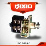 Élans moteur adapté 3 par kilowatts élévateur à chaînes électrique de 5 tonnes avec le chariot