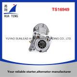 Denso Starter-Motor für Gleiskettenfahrzeug mit 12V 2.5kw Lester 17399